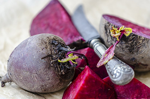 How to remove beet juice stains from fabric and clothing