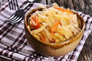 too salty sauerkraut and how to fix it