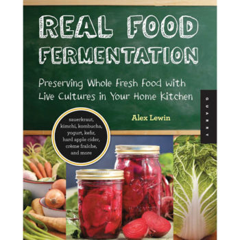 Real Food Fermentation book