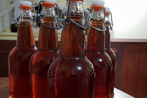 bottled_homemade_honeymead