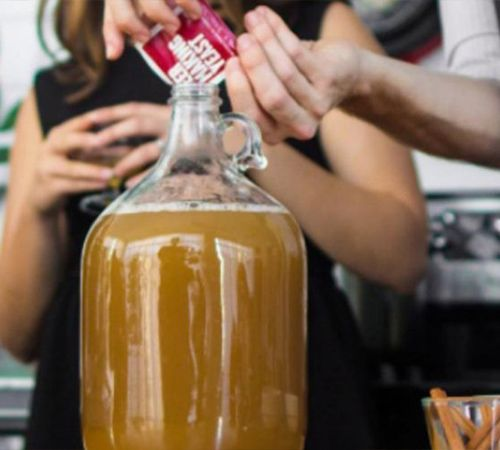 how to make homemade honey mead drink